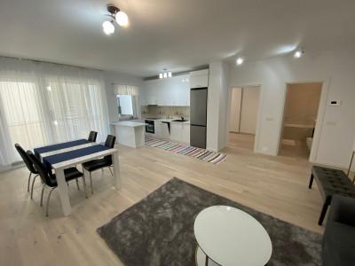 Apartament cu 2 camere de inchiriat in ansamblu Record Park